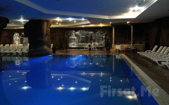 Kumburgaz Marin Princess Hotel'de Konaklama, Türk Hamamı, SPA Kullanım Seçenekleri