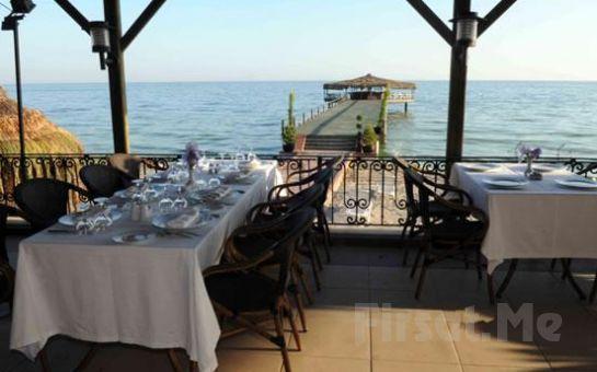 Kumburgaz Artemis Marin Princess Hotel'de Açık Büfe Kahvaltı Dahil Konaklama + Türk Hamamı + SPA Fırsatı!