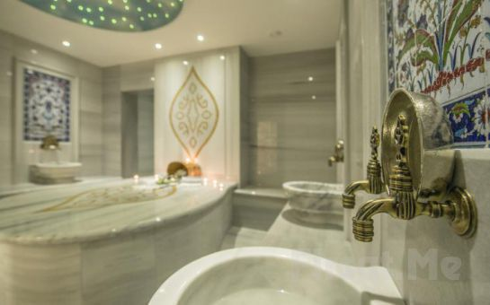 Midmar Deluxe Hotel Spa'da Profesyonel Terapistler Eşliğinde Bayanlara Özel 50 Dakika Dilediğiniz Masaj, Türk Hamamı ve Sauna Kullanımı!
