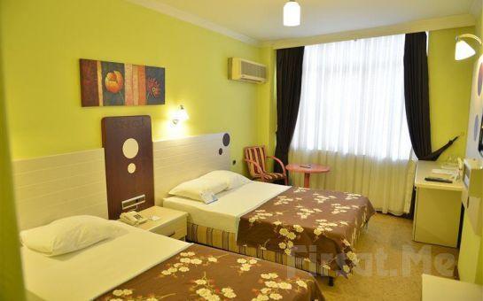 Adana İnci Hotel'de 2 Kişi 1 Gece Kahvaltı Dahil Konaklama Ayrıcalığı!