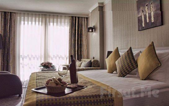 Ankara Koza Suite Hotel 2 Kişi 1 Gece Kahvaltı Dahil Konaklama Ayrıcalığı