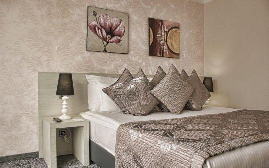 Ankara Koza Suite Hotel 2 Kişi 1 Gece Kahvaltı Dahil Konaklama Ayrıcalığı!