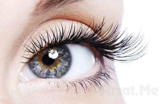 Yeliz Meriç Kuaförden Detaylı Saç Bakım Paketi veya İpek Kirpik Uygulaması!