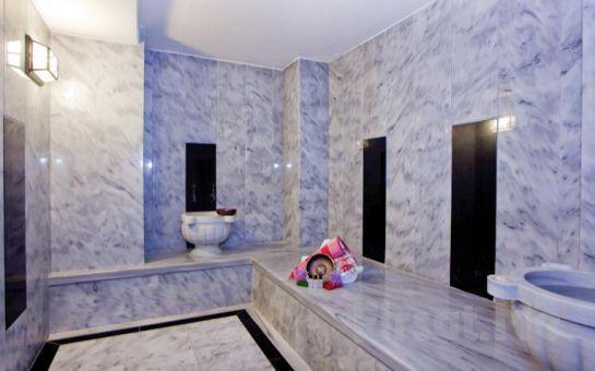 Taksim City Center Hotel Spa'da Kese Köpük veya İsveç Masajı Seçeneği, Hamam, Sauna, Buhar Odası Kullanım Fırsatı