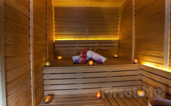 Taksim City Center Hotel Spa'da Kese Köpük veya İsveç Masajı Seçeneği + Hamam + Sauna + Buhar Odası Kullanım Fırsatı!