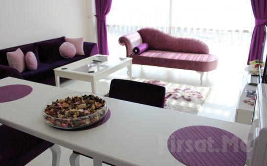 Flora Suites Kozyatağı'nın Şık ve Modern Odalarında Evinizin Konforunda 2 Kişi 1 Gece Konaklama Fırsatı