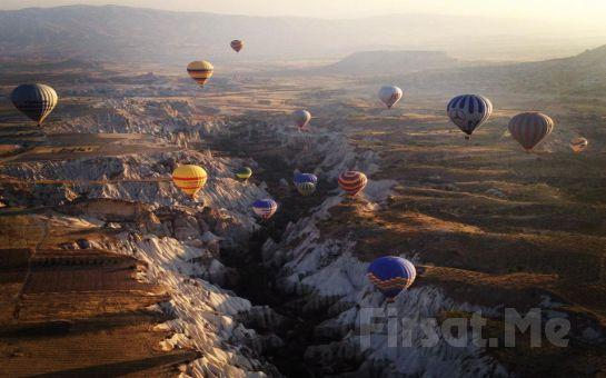 Alibaba Tour'dan Ankara ve İstanbul Hareketli 3 Gün 1 Gece Yarım Pansiyon Konaklamalı Kapadokya Turu