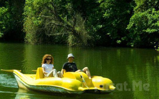 Tatil Bugün'den, 5 *EMEX OTEL'de 1 Gece 2 Gün Konaklamalı Abant + Cennet Göl + Şile + Ağva Doğa Turu!