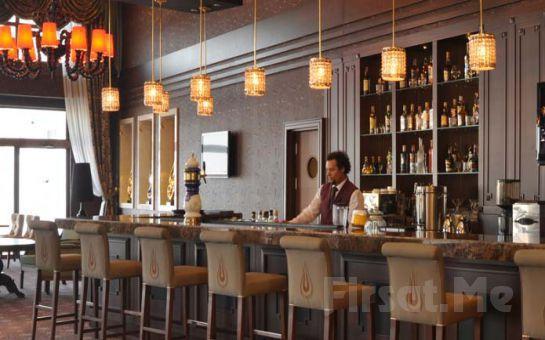 5 Yıldızlı Wellborn Luxury Hotel'de 2 Kişi 1 Gece Deluxe Odada Konaklama, Açık Büfe Kahvaltı, SPA Kullanım Keyfi