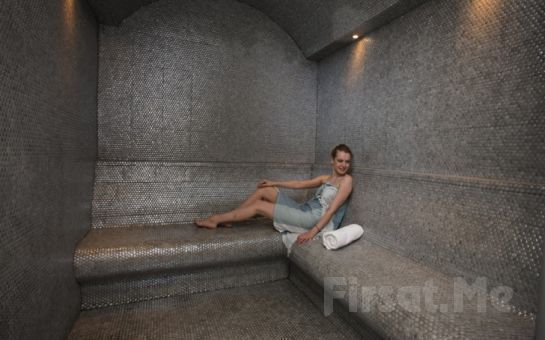 Crowne Plaza Oryapark Otel Ümraniye'de 2 Kişi 1 Gece Konaklama Keyfi