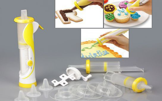 Kusursuz Ve Dekoratif Pastalar Yapmaya Hazırlanın! 100 Parça Pasta Dekorasyon Seti!