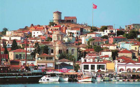 Tatil Bugün'den Kurban Bayramı'na Özel 4 Günlük BOZCAADA + AYVALIK + CUNDA + KAZDAĞLARI + ASSOS TURU !
