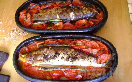 Sapanca Gönül Sofrası Restaurant'da, Doğanın Güzelliği İçerisinde Enfes Yemek Menüsü!