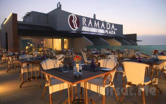 Ramada Plaza İstanbul Asia Airport'da 2 Kişi 1 Gece Konaklama Keyfi