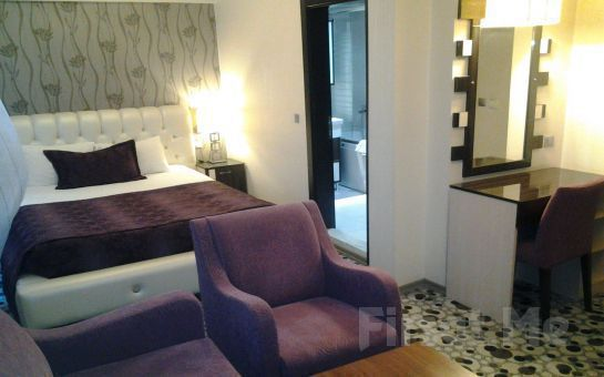 Ankara'nın Eşsiz Manzarası Eşliğinde Risiss Hotel'de Konaklama ve Kahvaltı Keyfi