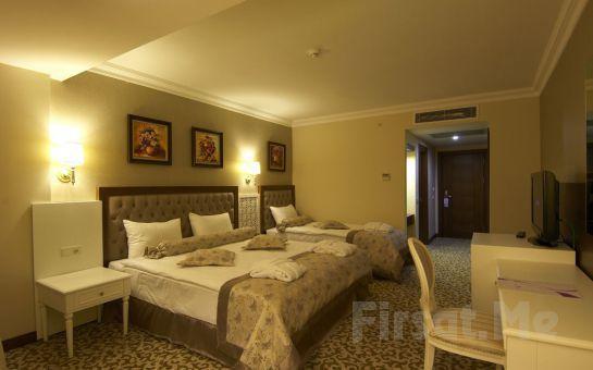 Safran Thermal Resort Sandıklı'da Yarım Pansiyon Konaklama, Termal Havuz ve SPA Kullanımı