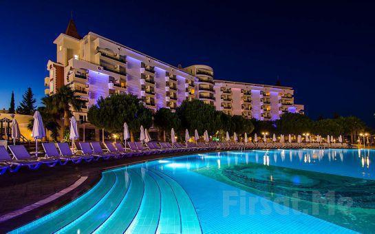 Deniz, Kum, Güneş Eşliğinde Didim Garden Of Sun Hotel'de Herşey Dahil Kişibaşı Tatil Fırsatı