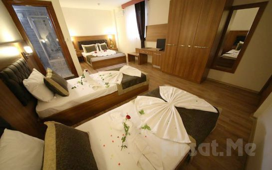 Kumburgaz Diamond Resort Hotel'de Açık Büfe Kahvaltı Dahil 2 Kişi 1 Gece Konaklama Keyfi Akşam Yemeği Seçeneğiyle!