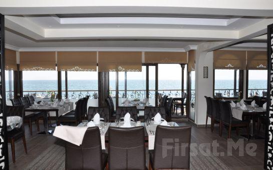 Muteşem Deniz Manzaralı Kumburgaz Diamond Resort Otel'de Sınırsız Çay ve Filtre Kahve Eşliğinde Her Pazar Brunch Keyfi
