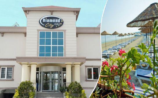 Muteşem Deniz Manzaralı Kumburgaz Diamond Resort Otel'de Sınırsız Çay ve Filtre Kahve Eşliğinde Her Pazar Brunch Keyfi!