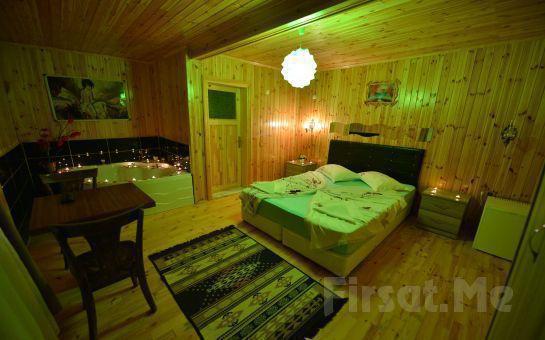 Nehir ve Göl Manzaralı Ağva Green River Hotel'de Standart veya Bungalow Odalarda 2 kişi 1 Gece Konaklama Seçenekleri