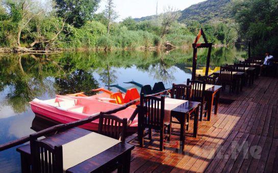 Göksu Nehri Kenarında Ağva El Rio Motel'de Kahvaltı Dahil 2 Kişi 1 Gece Konaklama ve Nehir Aktiviteleri Fırsatı