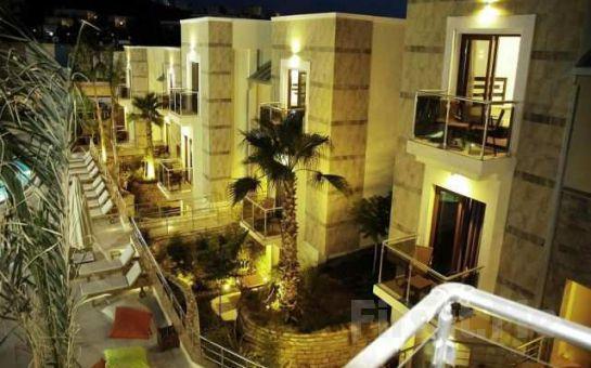 Bodrium Hotel Bodrum'da Rüya Gibi Bir Tatil! Süperior Odalarda 2 Kişi 1 Gece Konaklama Keyfi!