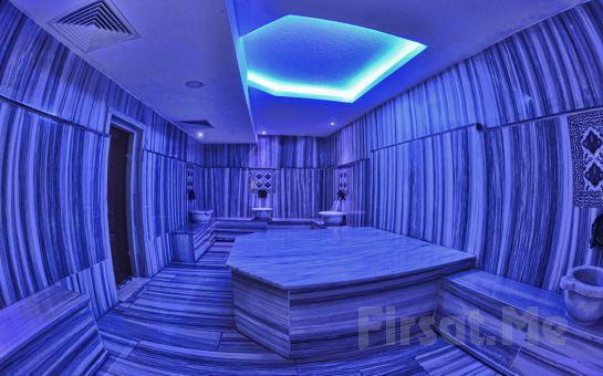 Beyoğlu SPATUVAL Spa Wellness'te Kese & Köpük, 5 Farklı Masaj Seçeneği, Tesis Kullanımı!