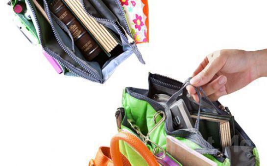 Çantanızda Mükemmel Organizasyon Sağlayacağınız Renkli Çanta Düzenleyici