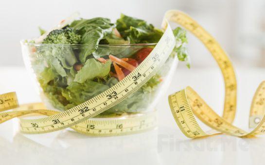 4. Levent Tria Club'ta 3 Seans Kişiye Özel Beslenme Danışmanlığı ve 3 Seans Yağ-Su-Kas Ölçümü