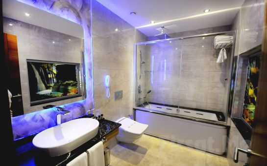 Elite Hotel Darıca Spa Convertion'da 2 Kişi 1 Gece Kahvaltı Dahil Konaklama!