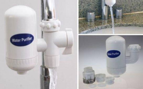 Sağlığınızdan Ödün Vermeyin Nano Porselen Su Filtresi İle Tertemiz Su İçme Keyfi