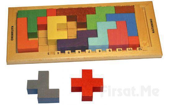 Eğitsel Yönlü Sıradışı Bir Oyun Katamino!
