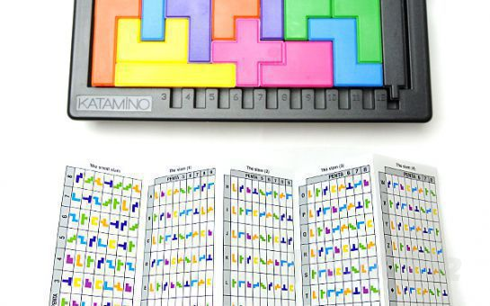 Eğitsel Yönlü Sıradışı Bir Oyun Katamino
