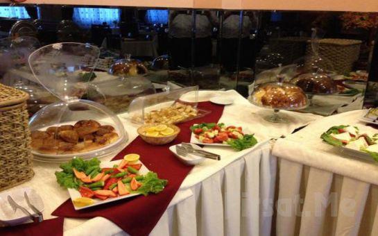 Ankara Capital Hotel 'de 2 Kişi 1 Gece Konaklama ve Kahvaltı Keyfi