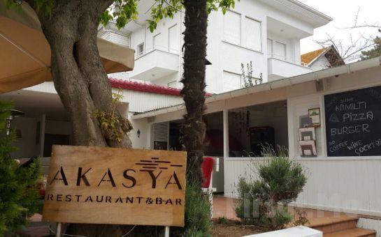 Doğanın Kalbinde Kahvaltı Keyfi! Büyükada Akasya Restaurant'da 20 Çeşitten Oluşan Leziz Kahvaltı Menüsü!
