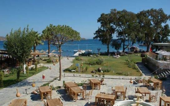 Bodrum Gümbet Rexene Resort Spa'da Denize Sıfır Konaklama Fırsatı!