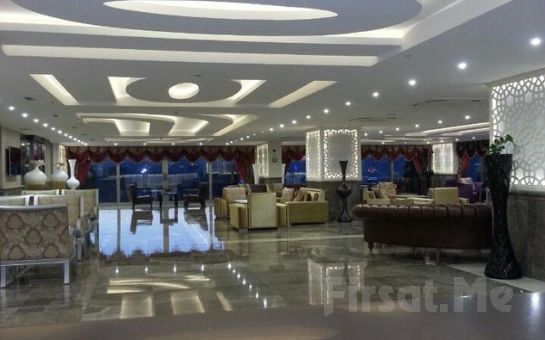 Beylikdüzü Comfort Hotel Haramidere'de 2 Kişi 1 Gece Konaklama ve Kahvaltı Keyfi!