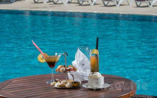 Kocaeli 5* The Ness Termal Otel'de Tüm Gün Havuz + Şezlong ve Şemsiye Kullanımı + Hamburger Menü + 1 Adet İçecek Fırsatı!