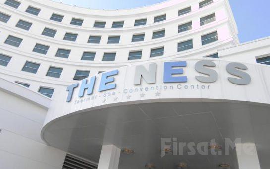 Kocaeli 5* The Ness Termal Otel'de Tüm Gün Havuz, Şezlong ve Şemsiye Kullanımı, Hamburger Menü, 1 Adet İçecek Fırsatı