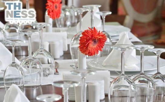 Kocaeli The Ness Termal Hotel'de Canlı Müzik Eşliğinde Açık Büfe Akşam Yemeği