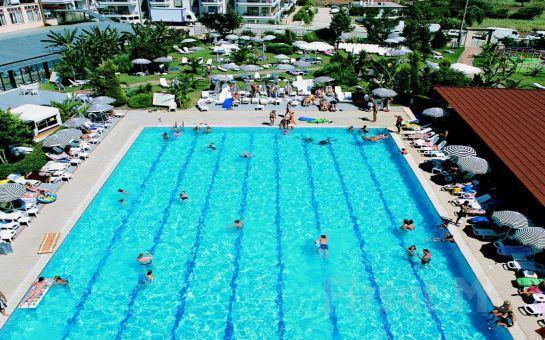 Marmaris Club Pineta Hotel'de 3,4,5 ve 7 Günlük Herşeydahil Ulaşımlı Tatil Paketleri
