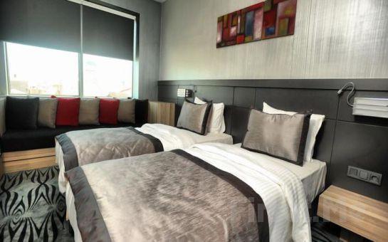 Ardina Hotel Ümraniye'de Standart veya Suit Odalarda 2 Kişi 1 Gece Konaklama ve Kahvaltı Keyfi!