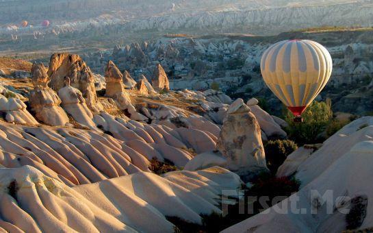 Kapadokya Balonla Bir Başkadır Ces Travel'dan Muhteşem Kapadokya Balon Turu