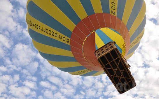 Kapadokya Balonla Bir Başkadır! Ces Travel'dan Muhteşem Kapadokya Balon Turu!
