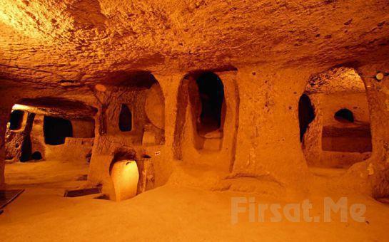 Ces Travel'dan Sevgililer Gününe Özel 5* Crystal Otel'de 2 Gün 1 Gece Yarım Pansiyon Konaklamalı Kapadokya Turu