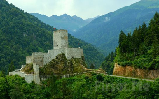 Ces Travel'dan 5 Gece Yarım Pansiyon Konaklamalı 7 Günlük Büyük Karadeniz Turu!
