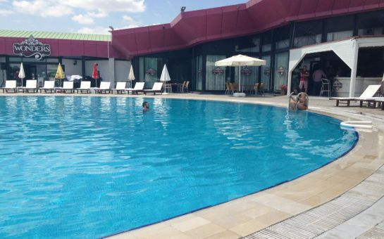 Serinlemek İçin Wonders Pool'un Havuz Fırsatını Kaçırmayın! Wonders Pool'da Tüm Gün Havuz Keyfi!