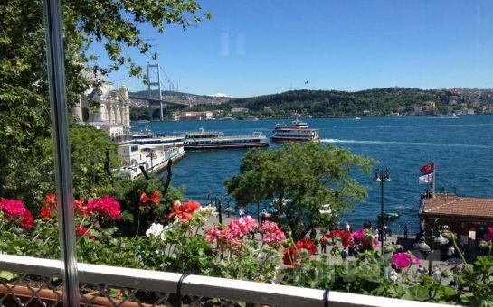 Ortaköy Bodrum Balık Restaurant'ta Boğazın Eşsiz Güzelliği Eşliğinde Leziz İftar Yemeği!