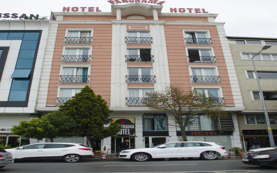 Deniz Manzaralı Zeytinburnu Panorama Otel'de 1 Gece Çift Kişilik Konaklama ve Kahvaltı Paketi! (Sevgililer Gününde geçerli!)